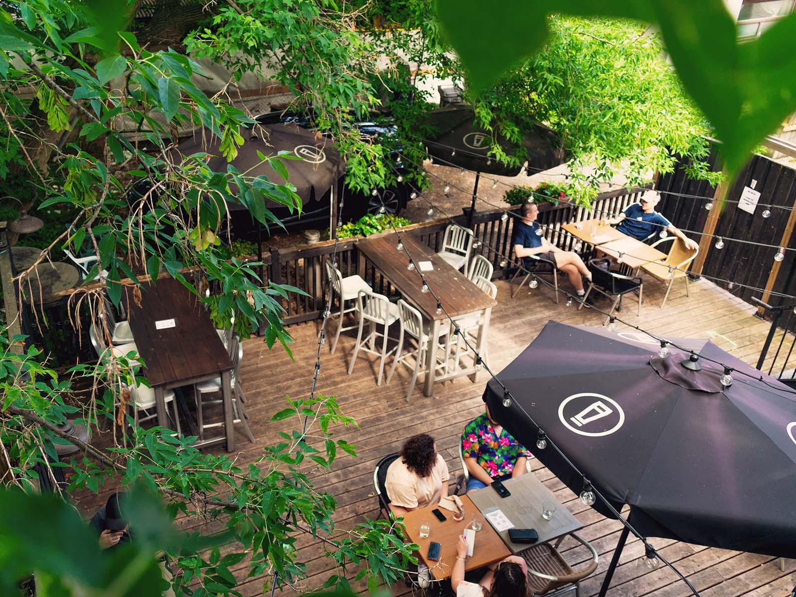 Our Backyard Oasis